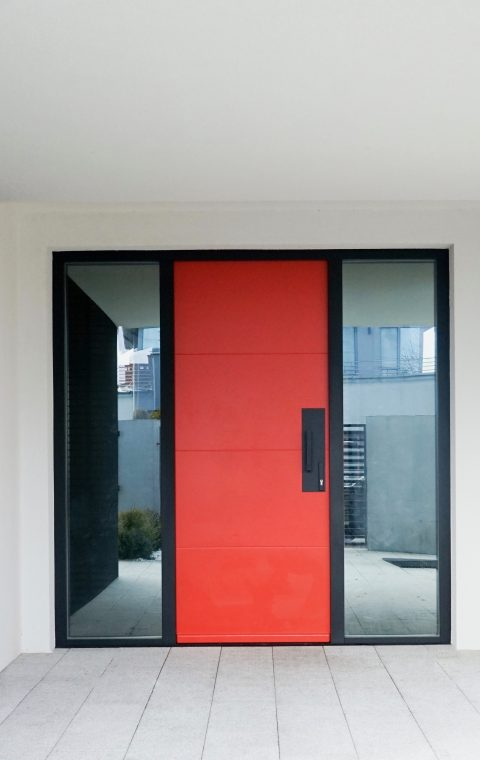 Drzwi zewnętrzne Frax 07