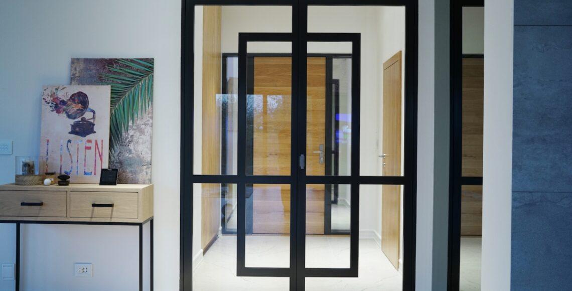 Drzwi loftowe drewniane LumoClassic Kerno_01