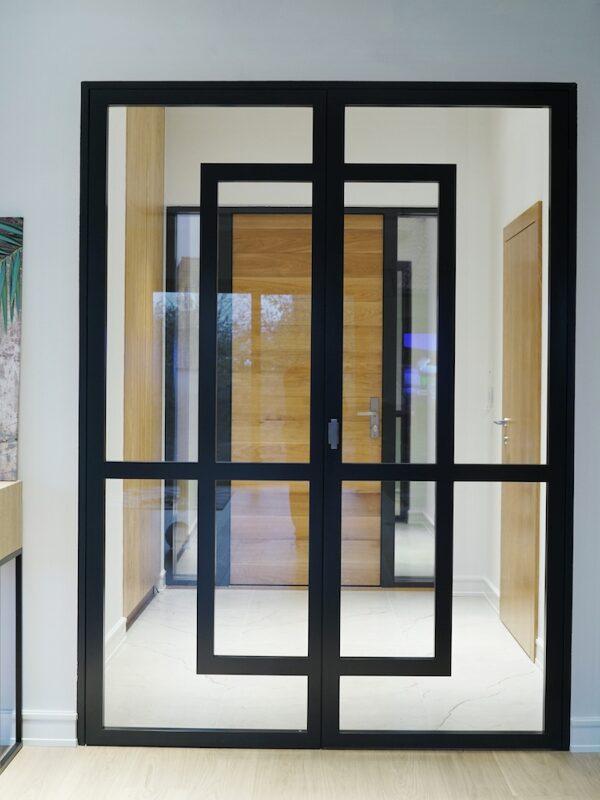 Drzwi loftowe drewniane LumoClassic
