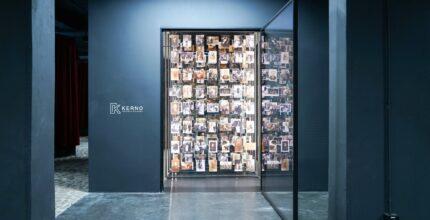 Drzwi stalowe KERNO w Muzeum Pamięci Sybiru